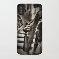nicki iPhone & iPod Cases featuring Stairway to heaven by Tnt intimate photo