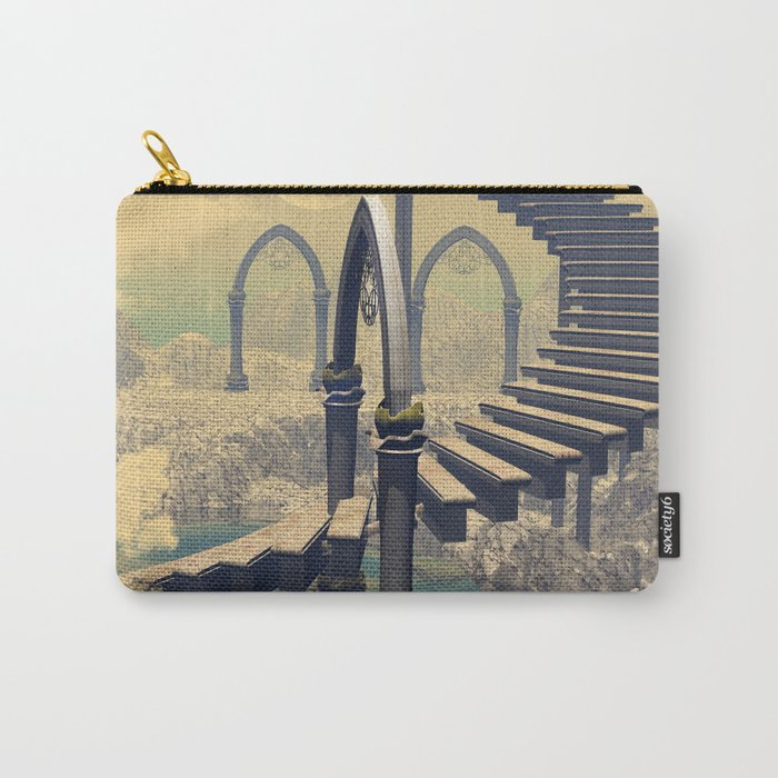The treppe in the sky Carry-All Pouch