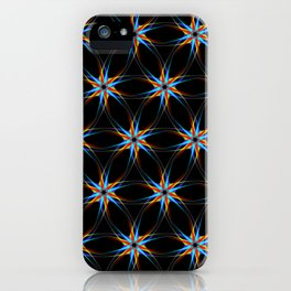 Pattern Kira iPhone Case