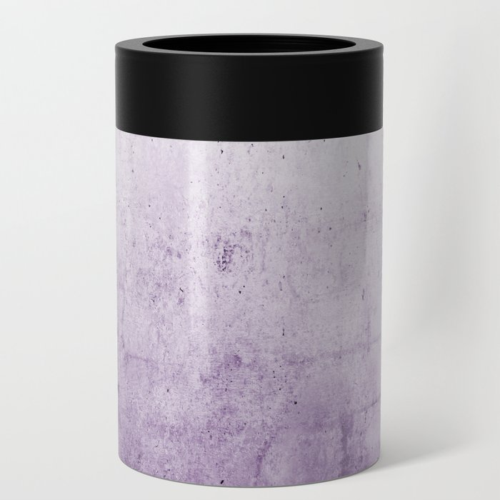 Radiant Orchid Purple Ombre  Can Cooler