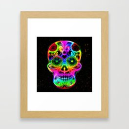 Skull20151213 Framed Art Print
