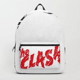White Riot Backpack