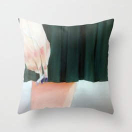 cig Throw Pillow