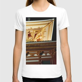 Koyasan temple 2 T-shirt