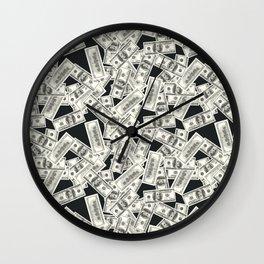 Conversational (Money) : TM17085 Wall Clock