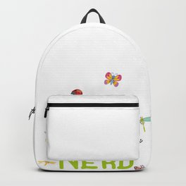 Kids Bug Nerd Insect Hunter Kid Gift Backpack
