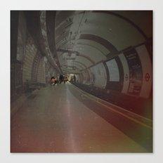 London Underground. Canvas Print