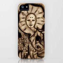 Helios (Color Variant) iPhone Case