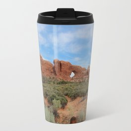 Arches National Park Travel Mug
