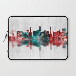 Bari Italy Skyline Laptop Sleeve