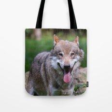 Canis Lupus Lupus III Tote Bag
