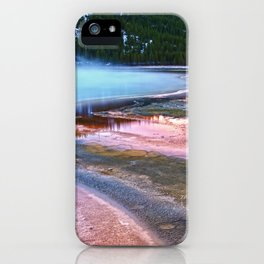 Sulfur Mist iPhone Case