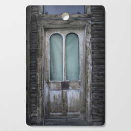 Arched Door Cutting Board