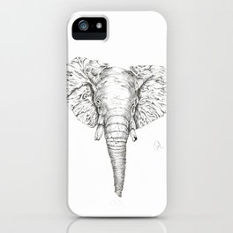ELEPHANT ll iPhone Case
