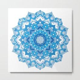 Scion Star Mandala Metal Print