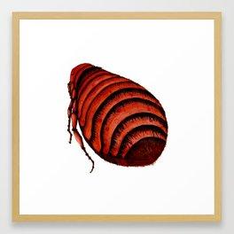 you have Fleas Framed Art Print