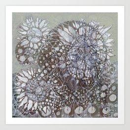 Plush Art Print