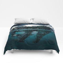 Mysterious Ocean Comforters