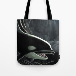 Whalien Tote Bag