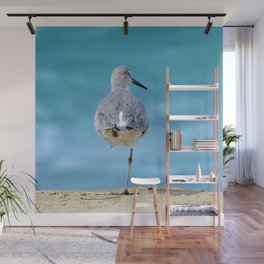 Willet Siesta Wall Mural