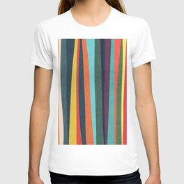Mid-century zebra T-shirt