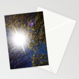 Seasons Are Changing Stationery Cards