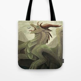 Snap Tote Bag