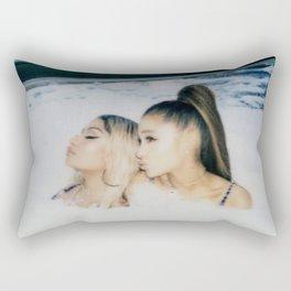 Nicki Bed feat. Ariana Rectangular Pillow