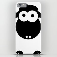Minimal Sheep iPhone 6 Plus Slim Case