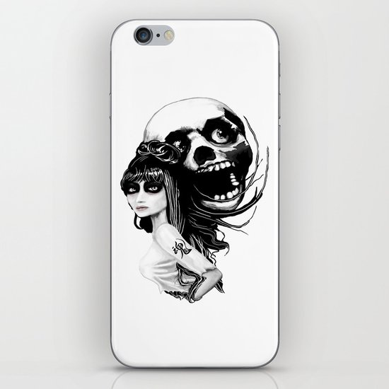 Soul Mates iPhone & iPod Skin