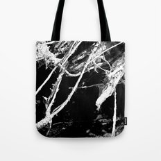 Branch Abstract Tote Bag