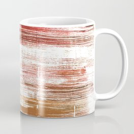 Lotion abstract watercolor Coffee Mug