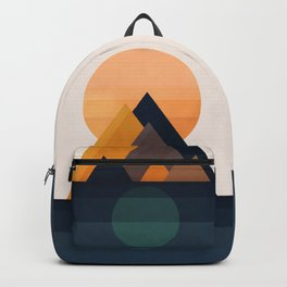 Twin Sun Backpack