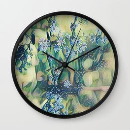 BluesClues Wall Clock