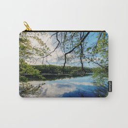 Pond Views Carry-All Pouch