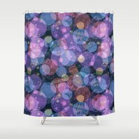 marine Shower Curtains featuring Marine life by AldanNi