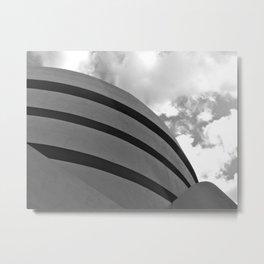 Guggenheim Museum, NYC Metal Print