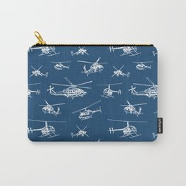 Helicopters on Navy Carry-All Pouch