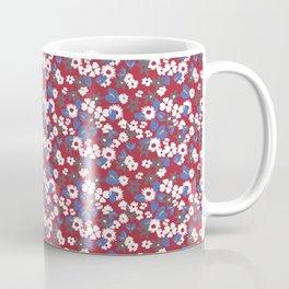 Liberty print hero 2 Coffee Mug