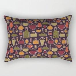 Witchy Potion Rectangular Pillow