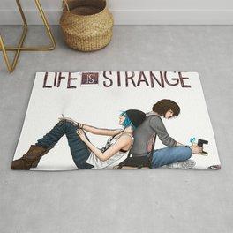 Life is strange 2 Rug