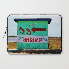 Fresh Shrimp This Way Laptop Sleeve