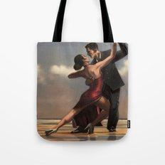 ancora tango Tote Bag
