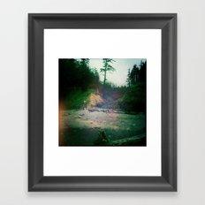 Act on Impulse Framed Art Print