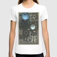 pills T-shirts featuring Human Pills by Naomi Vona