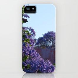 Purple iPhone Case