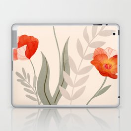 Summer Flowers II Laptop & iPad Skin