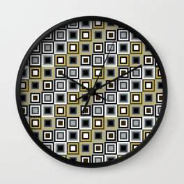 Looks like an Albers to me No. 6 Wall Clock