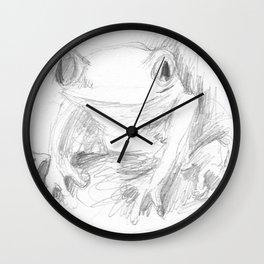 croak Wall Clock