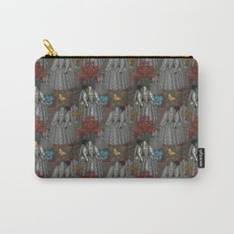 Queen Elizabeth Carry-All Pouch
